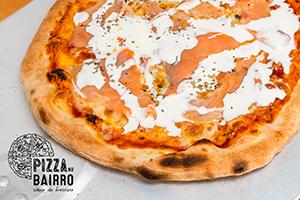 Pizza Salmão